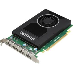 PNY Quadro M2000 Graphic Card 4 GB GDDR5 PCI Express 3.0 x16 Single Slot Space Required 128 bit Bus Width Fan Cooler... by PNY QUADRO