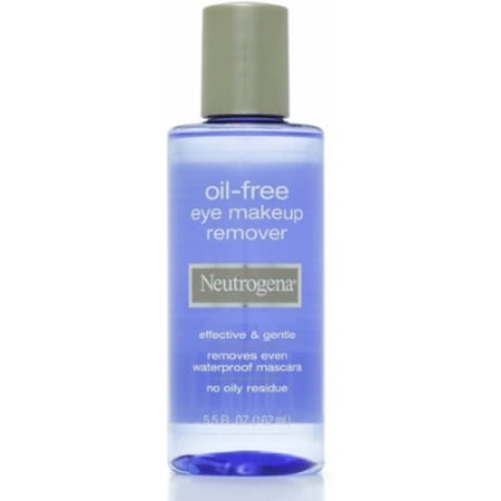 Neutrogena Oil-Free Eye Makeup Remover 5.50 oz (Pack of 3)