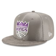 Sacramento Kings New Era 2017 NBA Draft Official On Court Collection 59FIFTY Fitted Hat - Silver