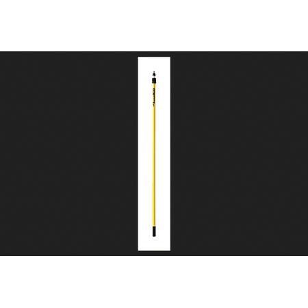 Mr. LongArm Alumiglass Telescoping 6-12 ft. L x 1-1/4 in. Dia. Fiberglass Extension Pole