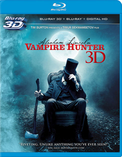 Abraham Lincoln: Vampire Hunter (Blu-ray) by 20th Century Fox