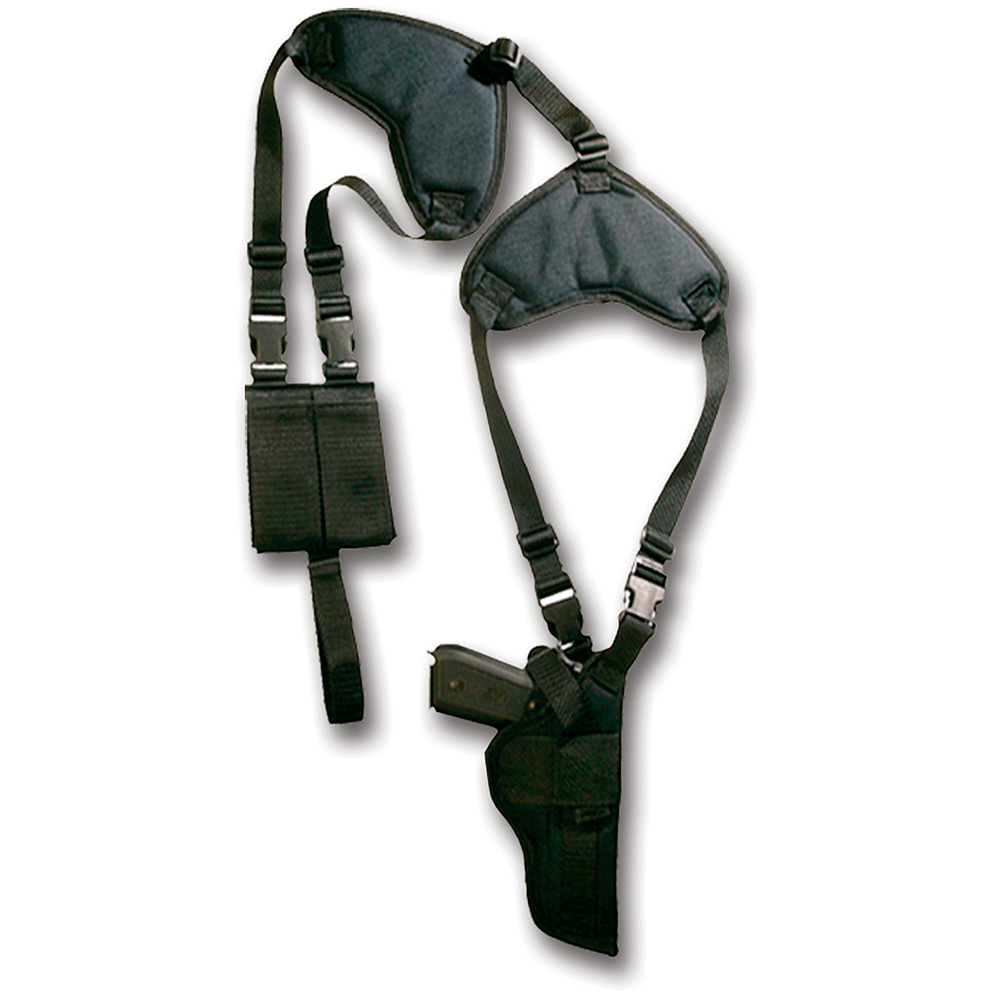 "Bulldog Cases Extreme Deluxe Shoulder Holster Fits Most Sub Compact Semi-Autos w  2"" 3"" Barrels (Glock 42-43,... by Bulldog Cases"