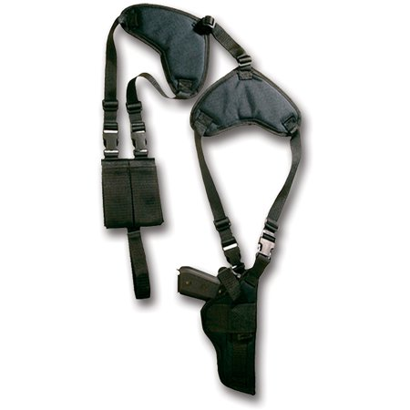 Bulldog Cases Extreme Deluxe Shoulder Holster Fits Most Sub Compact Semi-Autos w/ 2