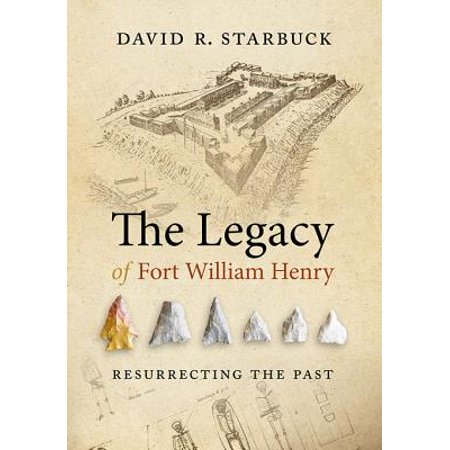 The Legacy of Fort William Henry - eBook - Fort Henry Halloween