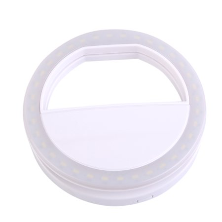 Selfie Led Ring Fill Light Camera Photography For Iphone For Android Phone
