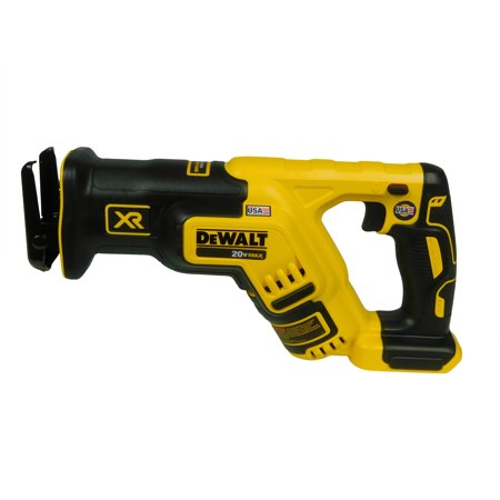 Dewalt 20V MAX XR Brushless Compact Reciprocating Saw, Tool Only, DCS367B