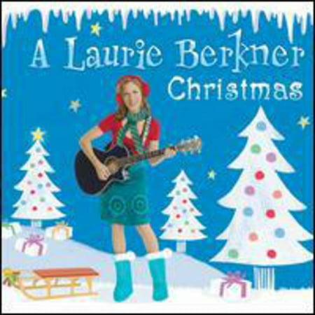 A Laurie Berkner Christmas (CD) (The Best Of The Laurie Berkner Band)