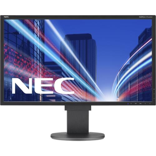 "NEC Display MultiSync EA224WMi 22"" LED LCD Monitor - 16:9 - 14 ms - Adjustable Display Angle - 1920 x 1080 - 16.7 Millio"