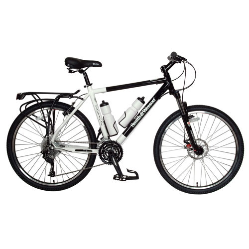 Smith & Wesson Tactical Police Force Mountain Bike with 22'' Frame