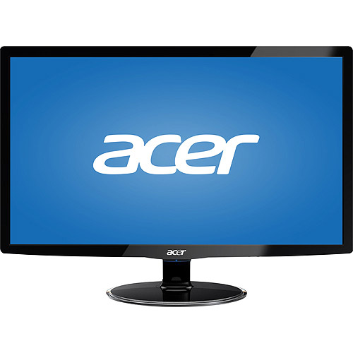 "Acer Refurbished 20"" Widescreen Monitor (ET.DS1HP.001 Black)"