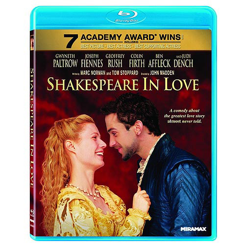 Shakespeare In Love (Blu-ray) (Widescreen)