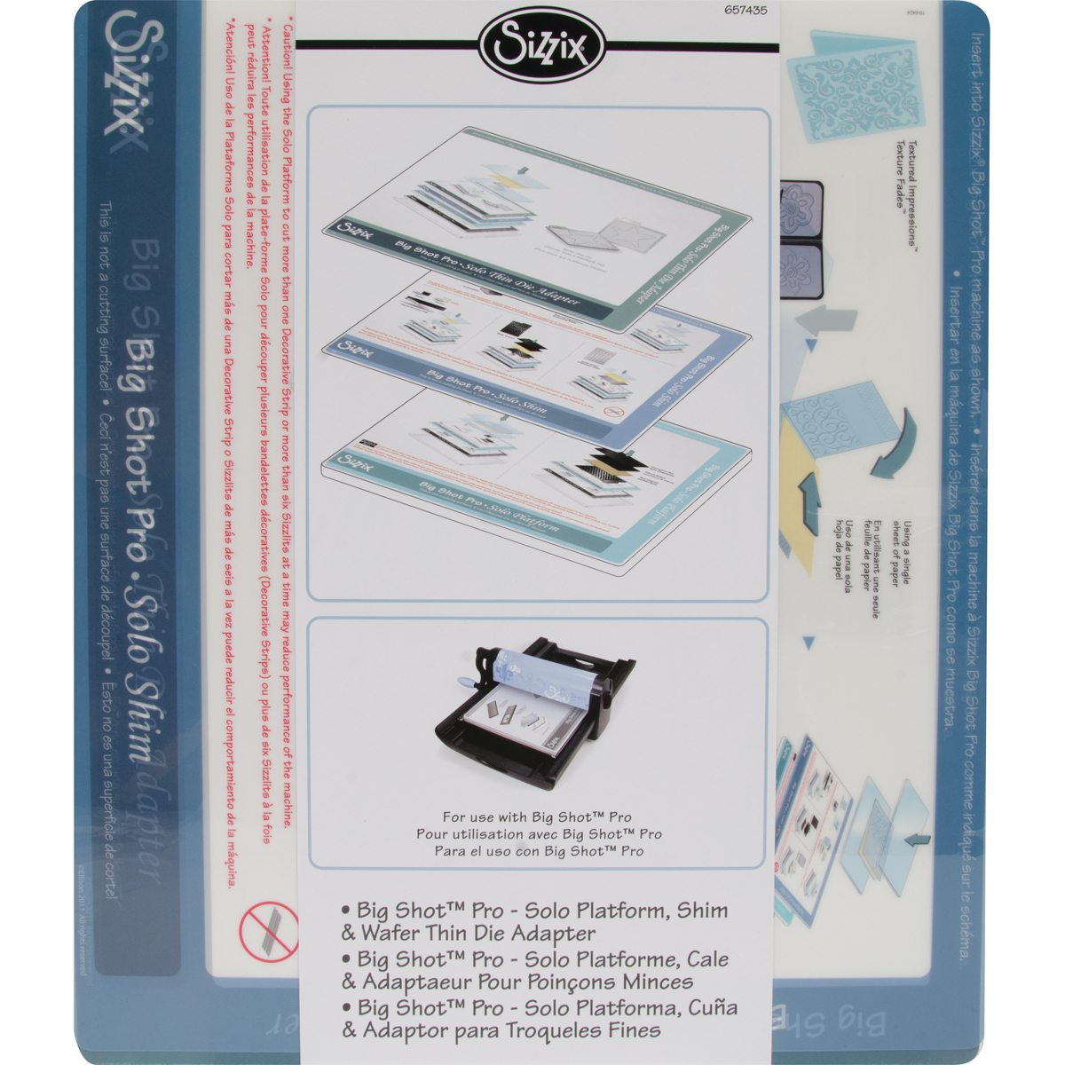 Sizzix Big Shot Pro Accessories
