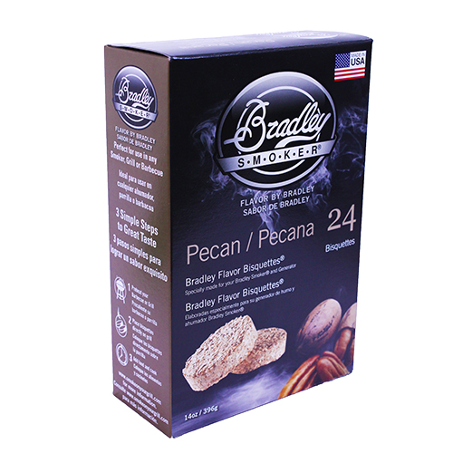Bradley Technologies Pacific Blend Bisquettes 24 pack SKU: BTPB24 with Elite Tactical Cloth