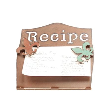 Recipe Holders (Recipe Holder with Fleur de)