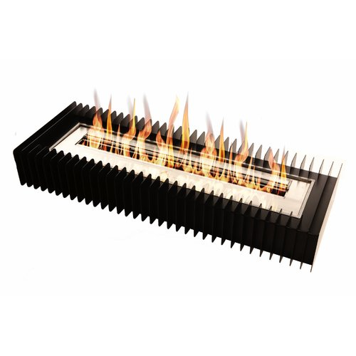 BioFlame Grate Kit Bio-Ethanol Fire Pit Table Insert