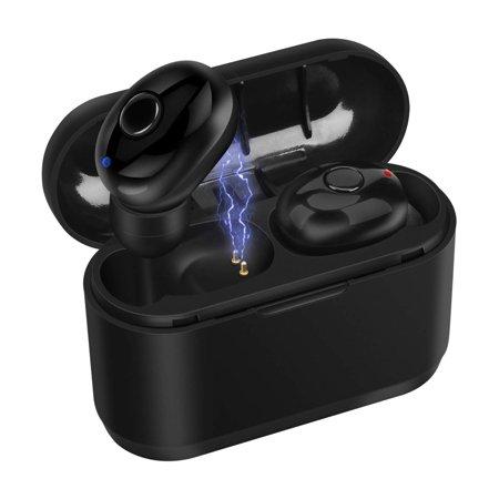 [Updated Version] Wireless Earbuds Bluetooth Headphones iPX7 Waterproof 72H Cycle Play Time, 400mAh Bluetooth 5.0 Auto Pairing HiFi SoundWireless Earphones Headset with (Best Hifi Headphones Under 500)