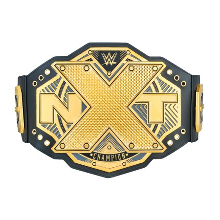 Official WWE Authentic NXT Championship Toy Title Belt Gold](Wwe World Heavyweight Championship Belt)