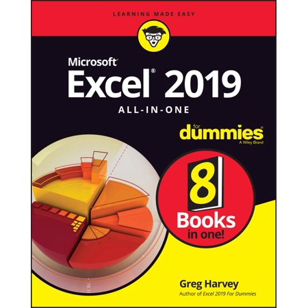 Excel 2019 All-In-One for Dummies (Ventriloquist Dummies Halloween)