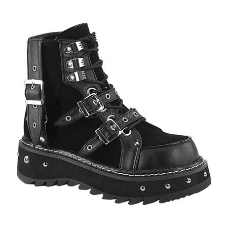 Women's Demonia Lilith 278 Platform Ankle Boot