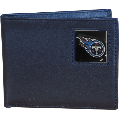 NFL - Siskiyou - Bi-fold Leather Wallet - Tennessee Titans