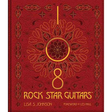 108 Rock Star Guitars by