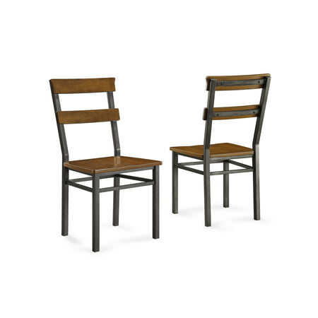 Better Homes And Gardens Mercer Dining Chair Set Of 2 Best Dining Chairs