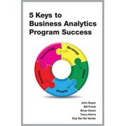 5 Keys to Business Analytics Program Success - eBook