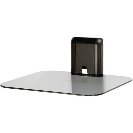 Shelving Components - SANUS On-Wall AV Shelf for Components Up to 15 lbs