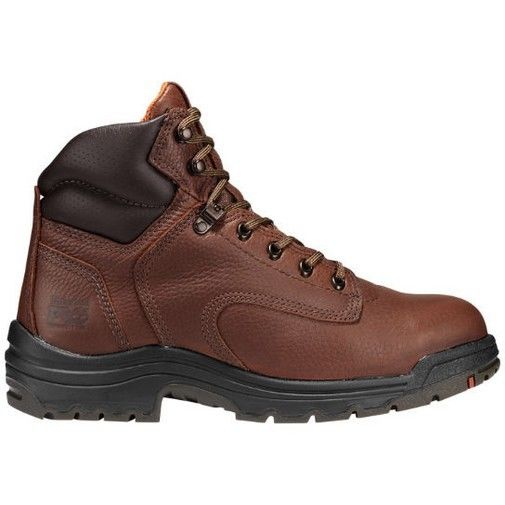 "Timberland PRO Men's Titan 6"" Safety Toe Work Boot by Timberland PRO"