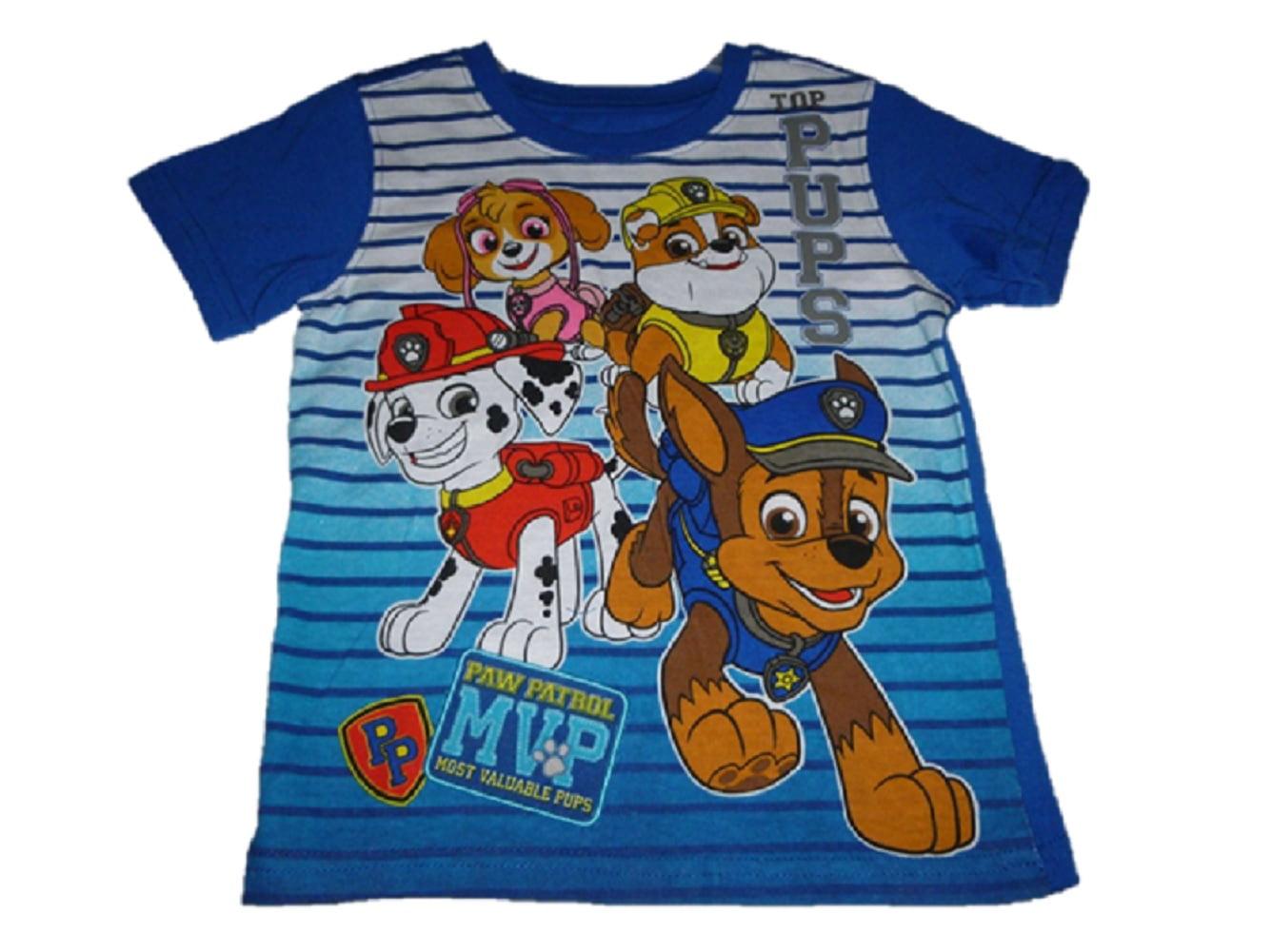 Nickelodeon Baby Boys Paw Patrol Top Pup Romper