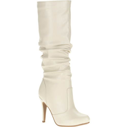 Laundry List Women's Lovely Slouch Dress Boots