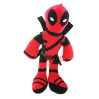 "Marvel Red Deadpool 19"" inch Jumbo Plush with Swords 065008"