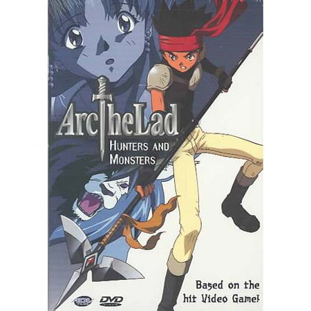 Arc The Lad, Vol.1 - Hunters And Monsters