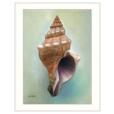 """""""Echo"""" By Ed Wargo, Printed Wall Art, Ready To Hang Framed Poster, White Frame - image 1 de 1"""