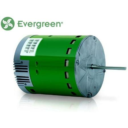 6207E   3 4 Hp X13 Ecm Direct Drive Constant Torque Blower Motor 208 230 Volt Genteq
