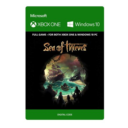 Sea of Thieves Xbox/PC Key Card Full Game