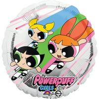 """powerpuff girls 18"""" balloon (each)"""
