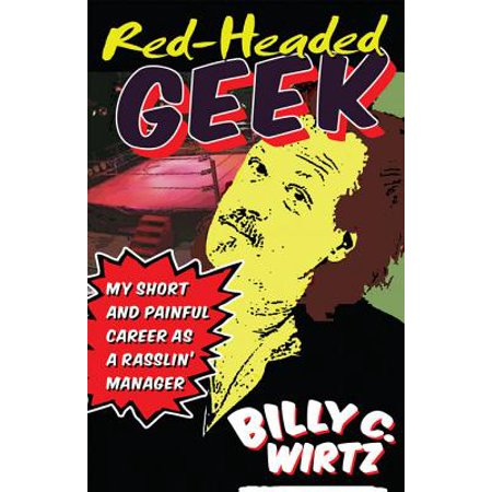 Red Headed Geek - eBook