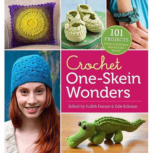 Storey Publishing, Crochet One Skein Wonders