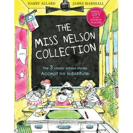 The Miss Nelson Collection (Bird That Sounds Like Nelson From The Simpsons)