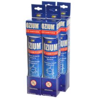 Product Image Ozium Smoke Odor Eliminator Air Sanitizer Freshener 3 5oz Original 4 Pack