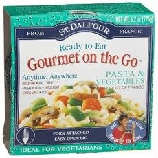 St Dalfour Gmt On The Go Veg & Pasta 6.2 OZ (Pack of 6)