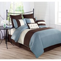 French Impression Apartment Loft 8 Piece Comforter Set
