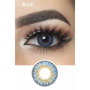 Blue Color Eye Lenses High Quality Colored Makeup Lens  LAST 1 YEAR !