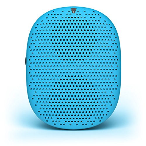 iSound PopDrop Wireless Speaker, Blueberry