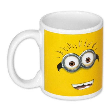 Despicable Me / Minions - Ceramic Coffee Mug (Phil Minion)