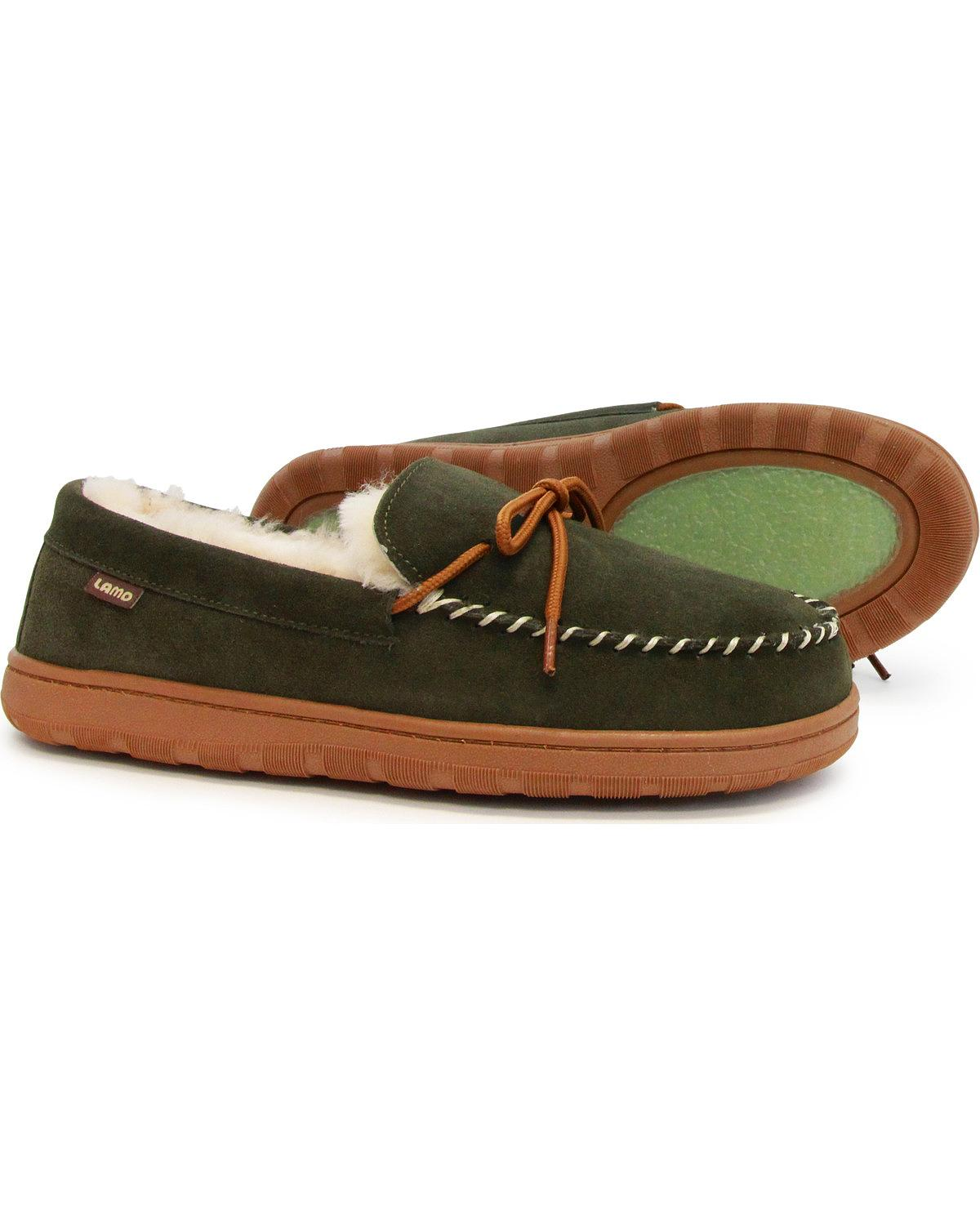 Lamo Footwear Men's Moccasins M0002-92 by Lamo Footwear