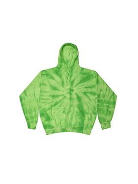 Tie-Dye Spider Hoodies Sweatshirts Adult