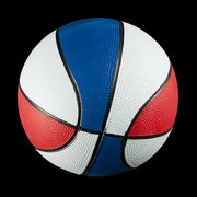Red, White and Blue Mini Basketball - 7 inch size - 1 per pack
