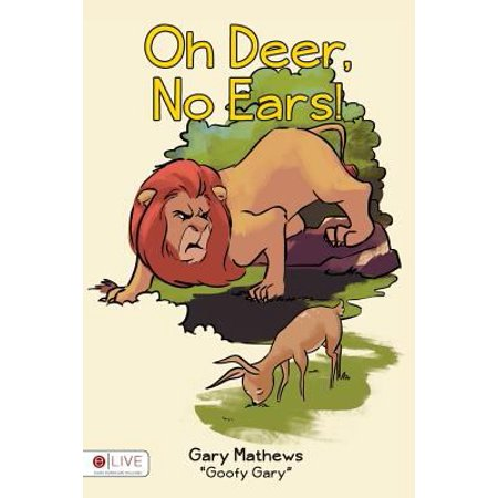 Oh Deer, No Ears!: Elive Audio Download Included